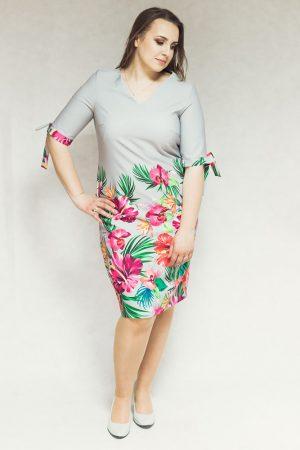 ddb93e09c4 sukienki maxi plus size Archives - Strona 6 z 9 - Sukienki plus size ...