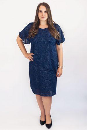 sukienki midi szyfonowe